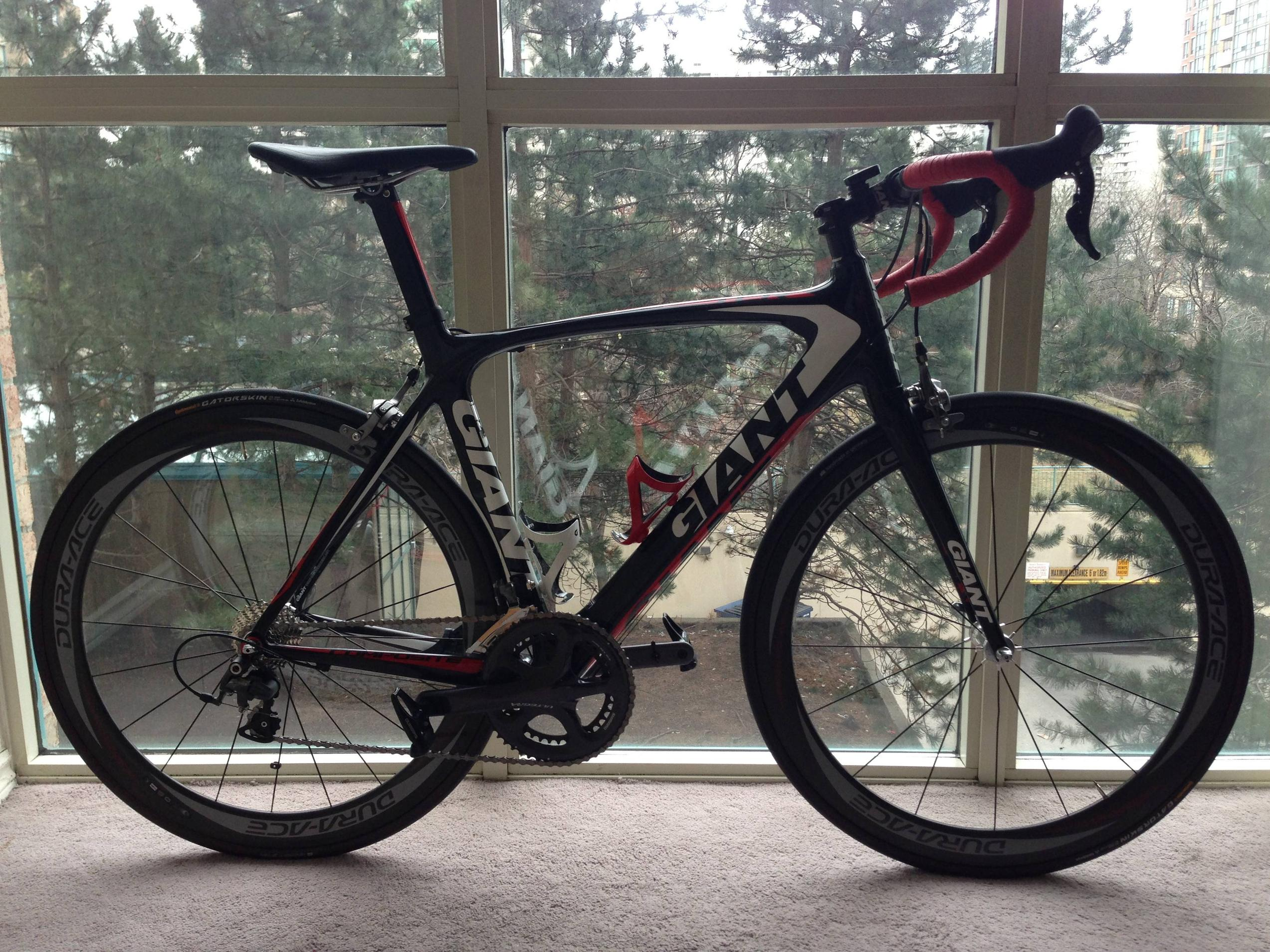 giant tcr composite 1 2012 review