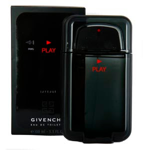 givenchy play for him review