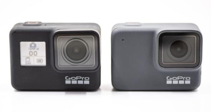 gopro hero3 white vs silver review