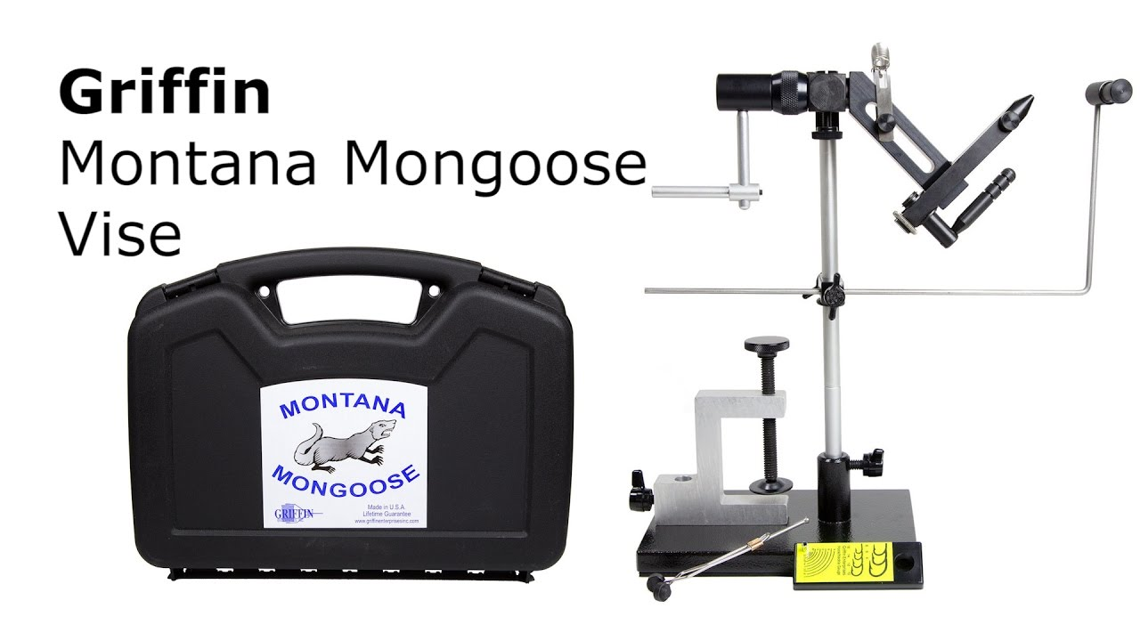 griffin montana mongoose vise review