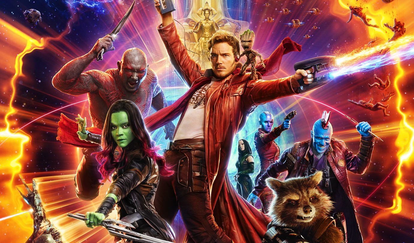 guardians of the galaxy 2 film review