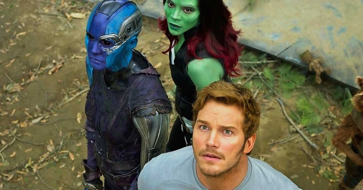 guardians of the galaxy review rotten tomatoes