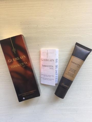 guerlain terracotta skin healthy glow foundation review