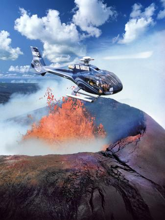 hawaii volcano helicopter tour reviews