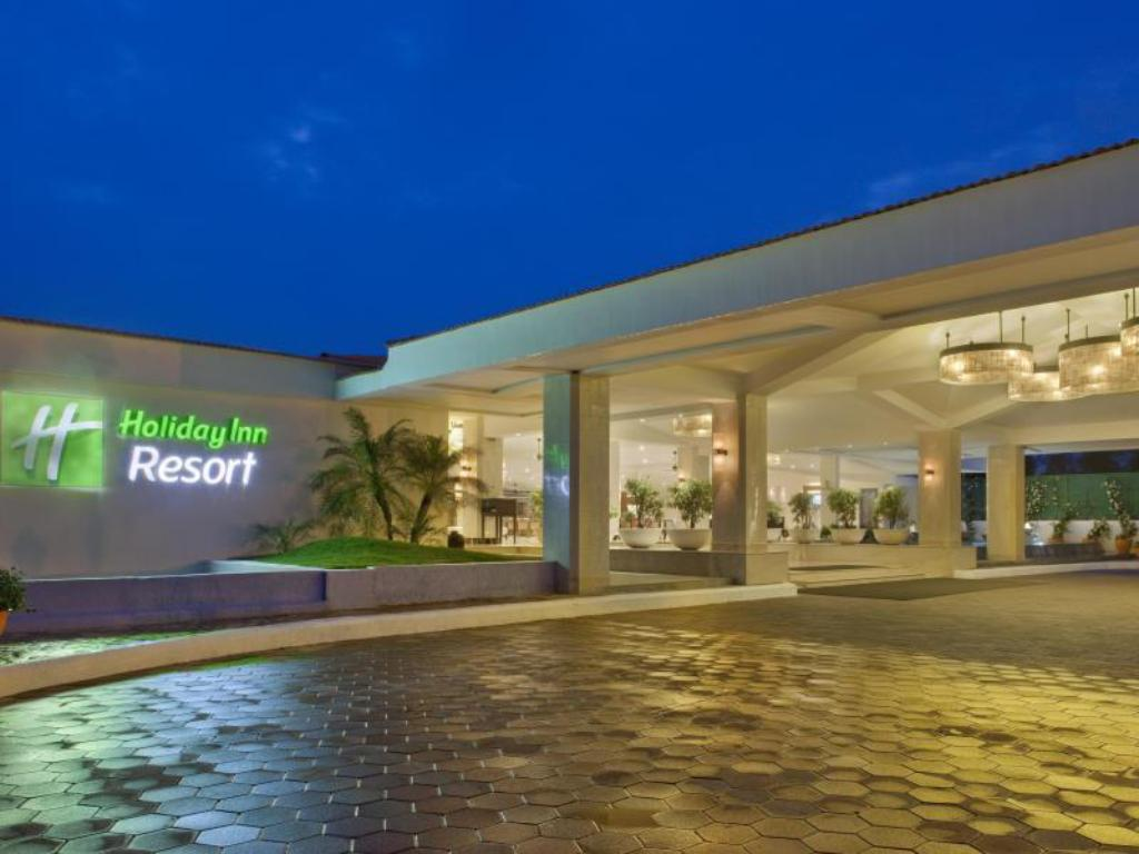 holiday inn goa reviews pictures