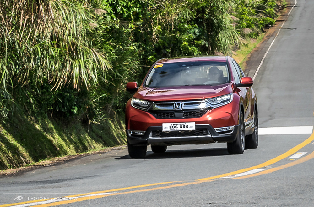 honda cr v diesel automatic review