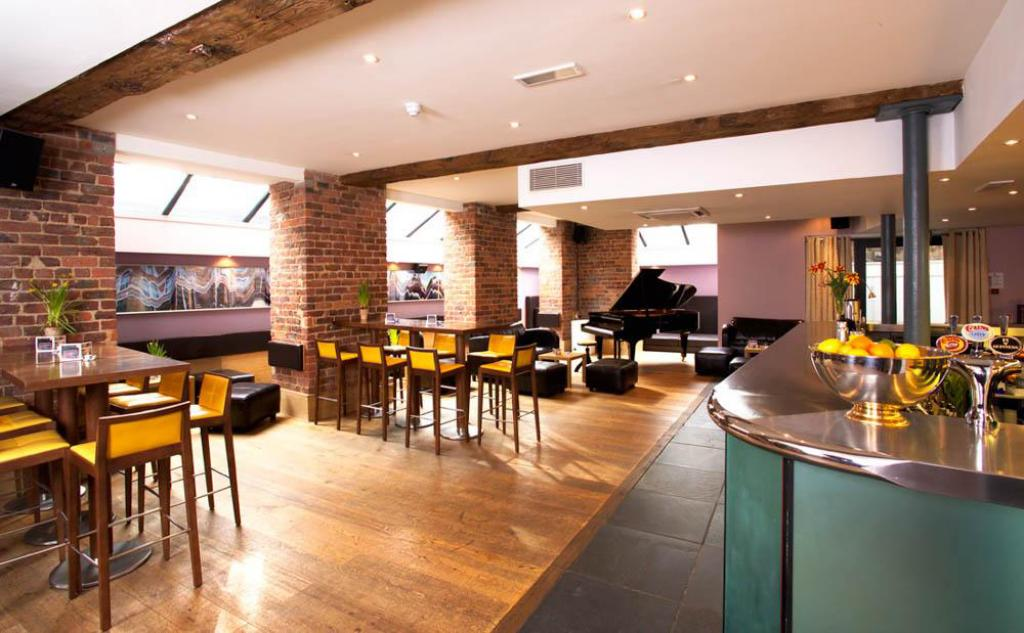 hope street hotel liverpool reviews