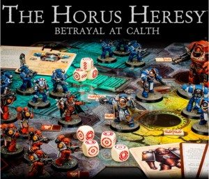 horus heresy betrayal at calth review