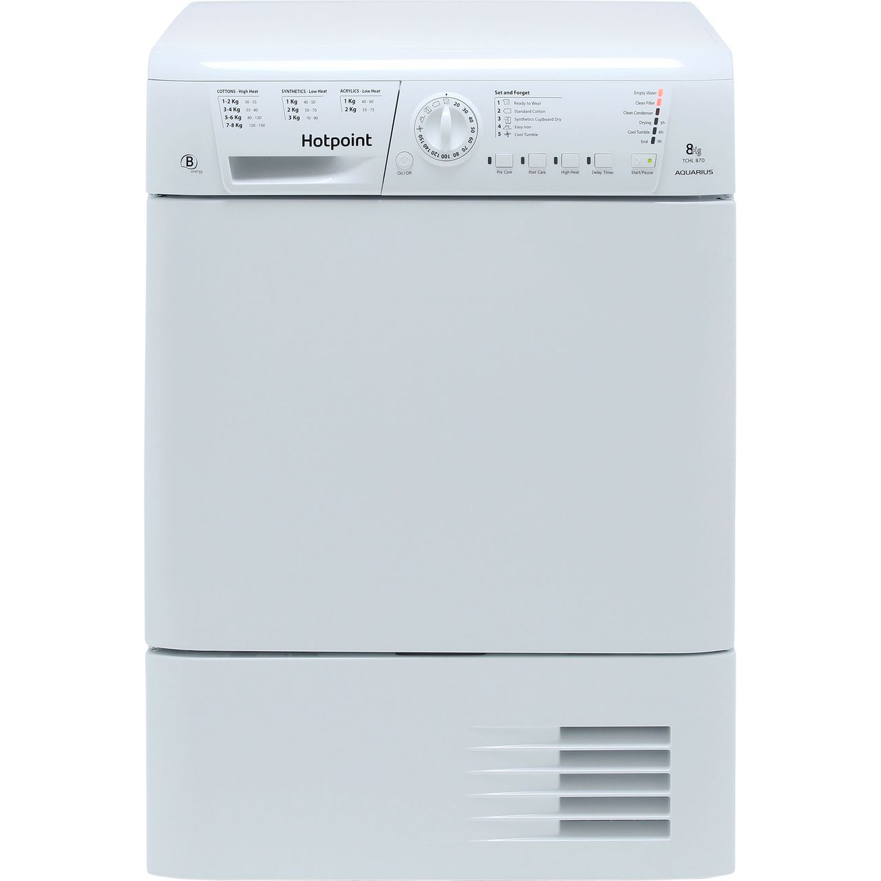 hotpoint condenser tumble dryer reviews