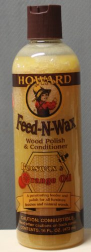 howard feed n wax review