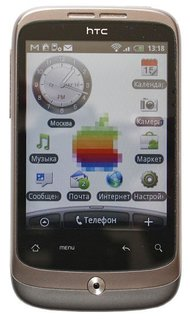 htc wildfire s a510b review