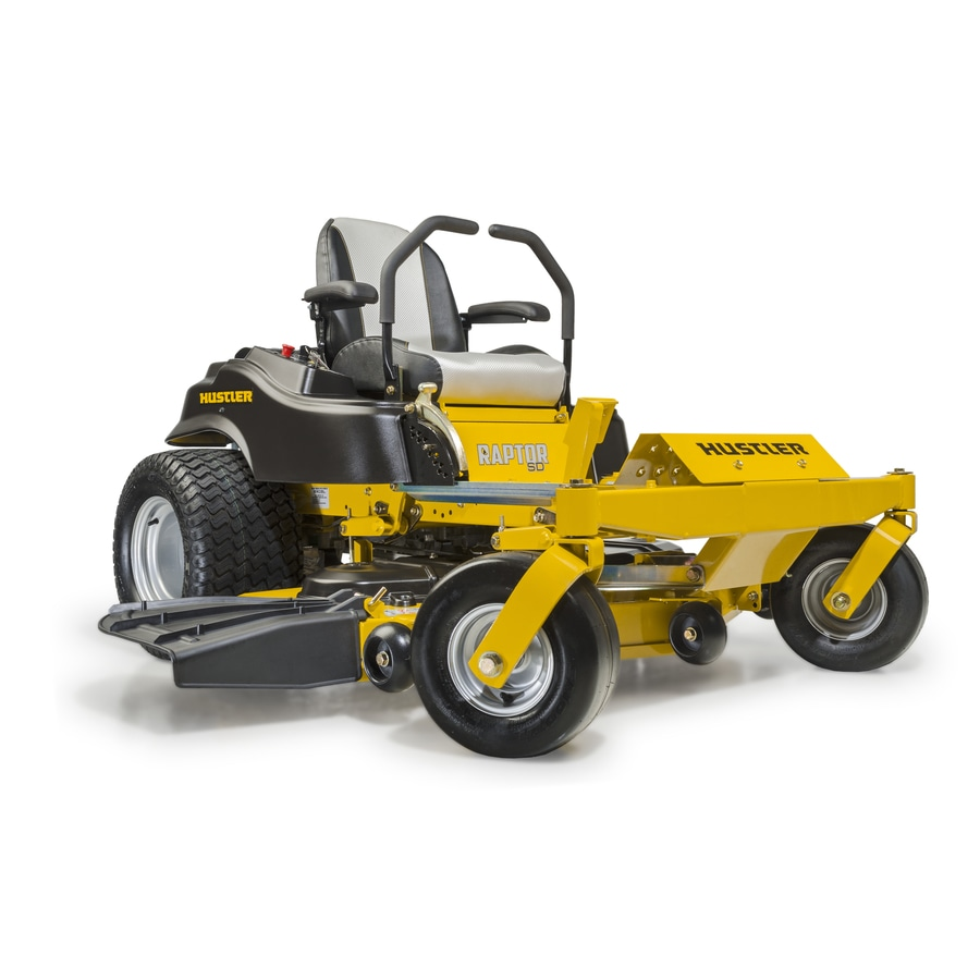 hustler zero turn mower reviews