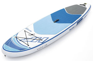 hydro force inflatable paddle board reviews