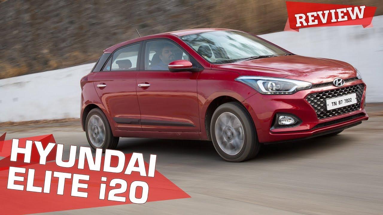 hyundai i20 road test review