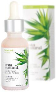 instanatural vitamin c serum review