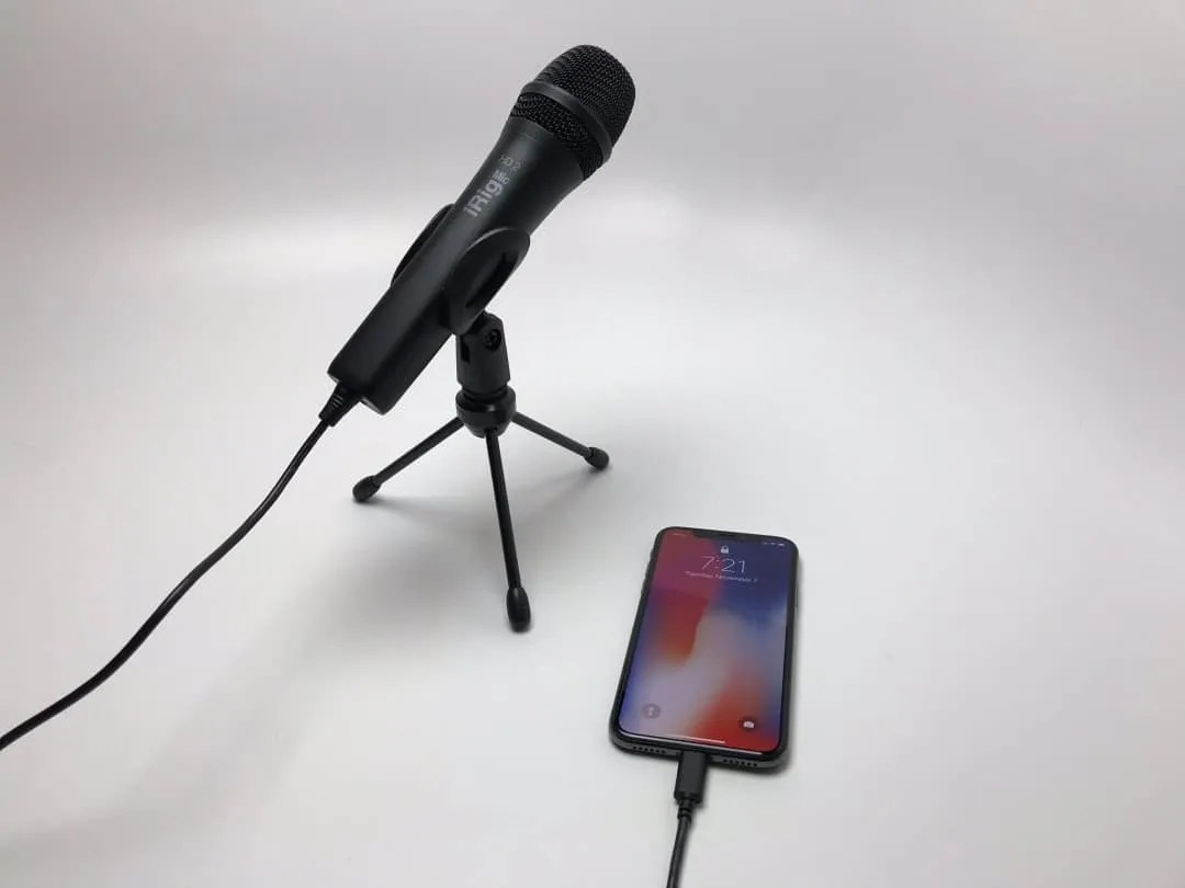 irig mic hd 2 review