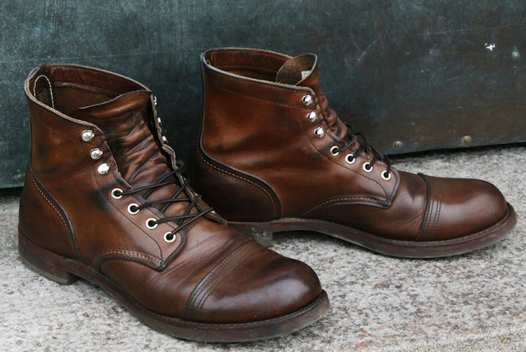iron ranger red wing review
