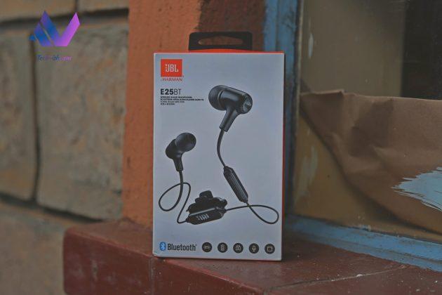 jbl e25bt wireless in ear headphones review