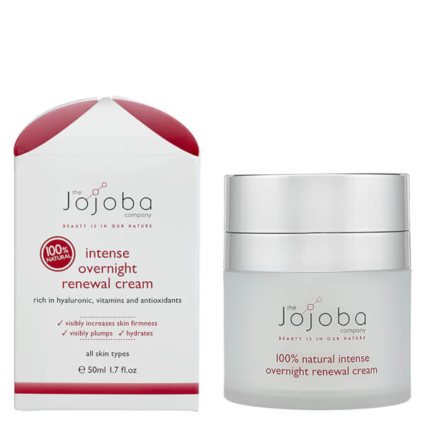 jojoba intense overnight renewal cream review