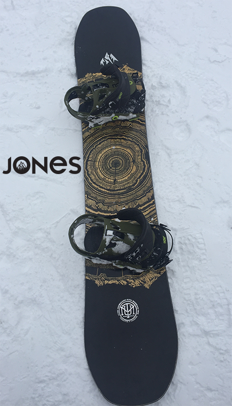 jones mountain twin review 2017