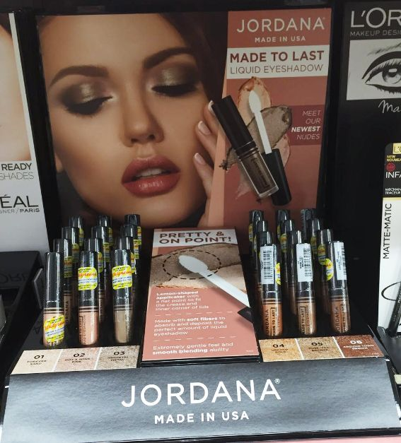 jordana made to last liquid eyeshadow review
