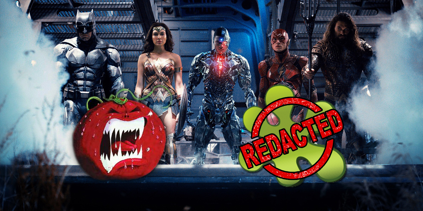 justice league review rotten tomatoes