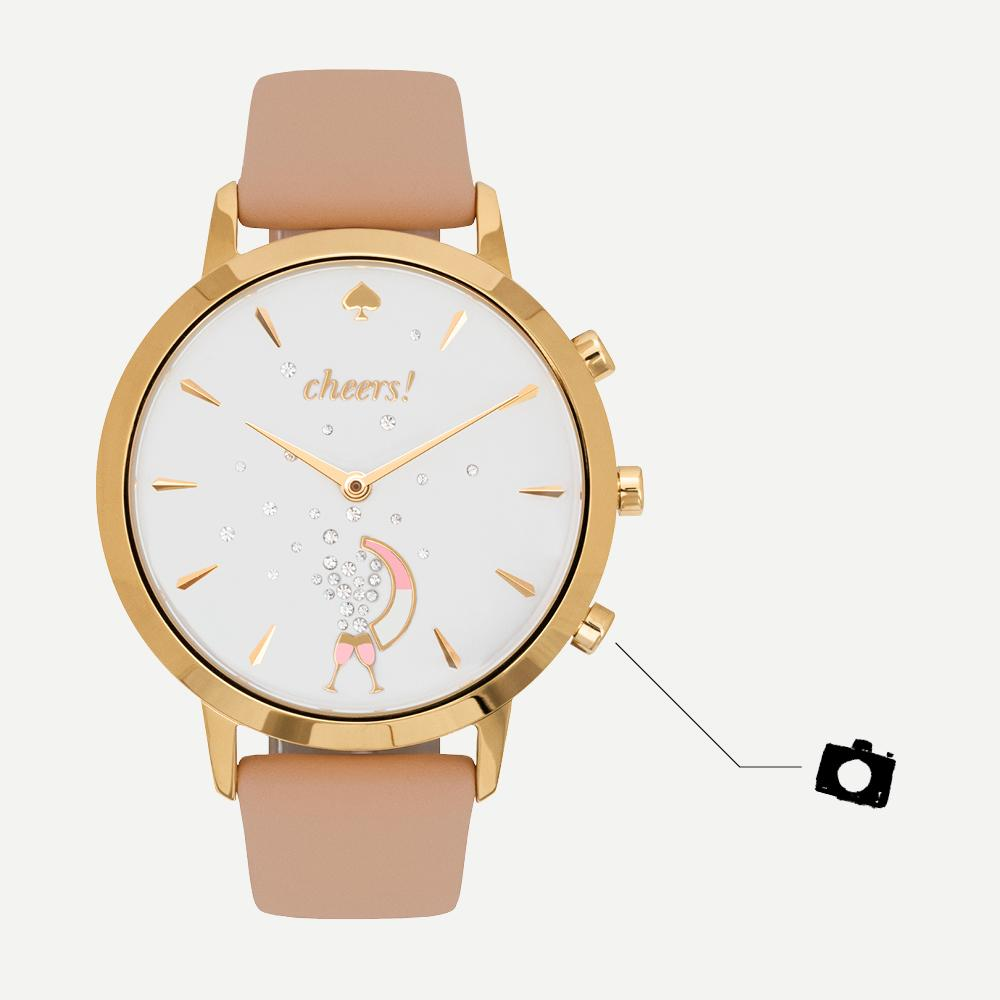 kate spade hybrid watch review