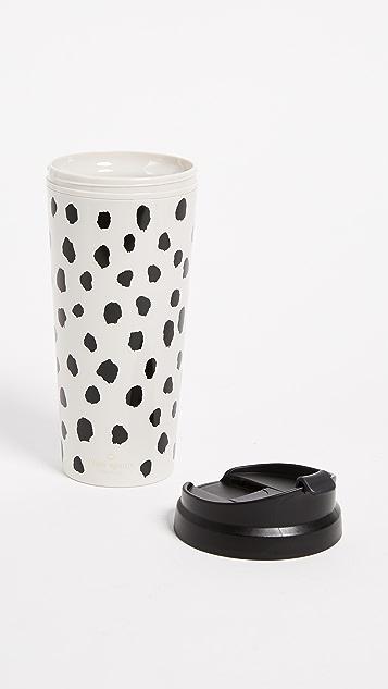 kate spade thermal mug review