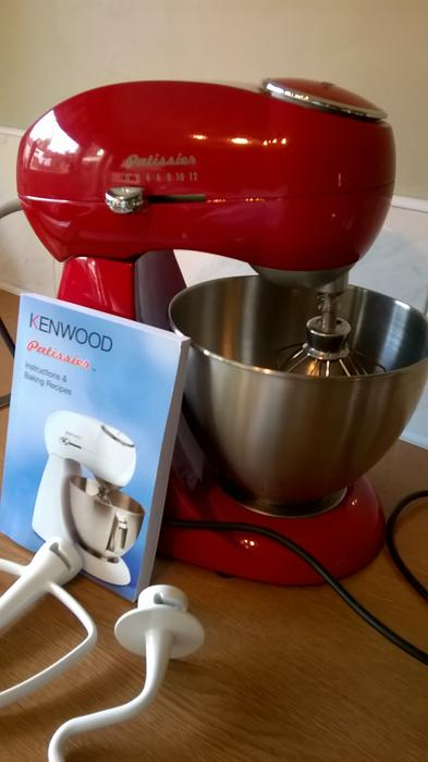 kenwood 400w patissier mixer review