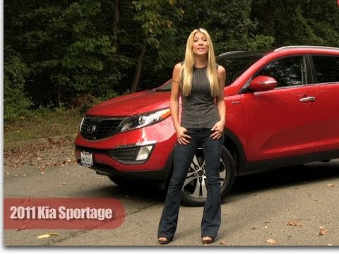 kia sportage off road review