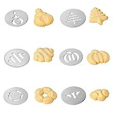 kuhn rikon clear cookie press reviews