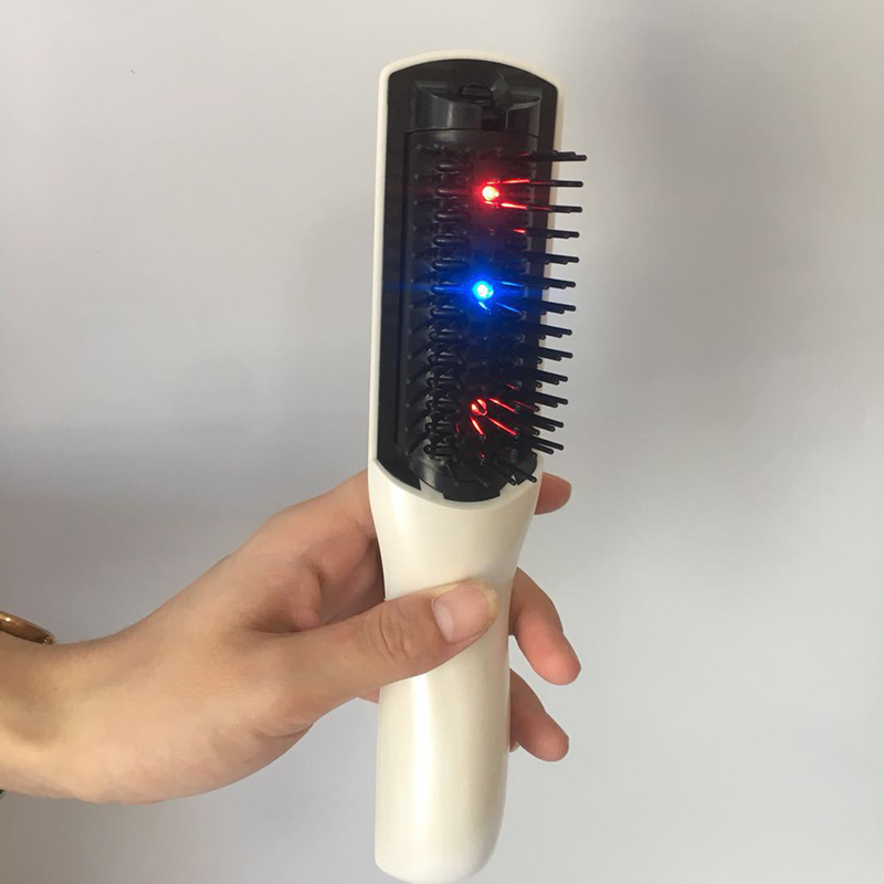 laser hair growth brush reviews