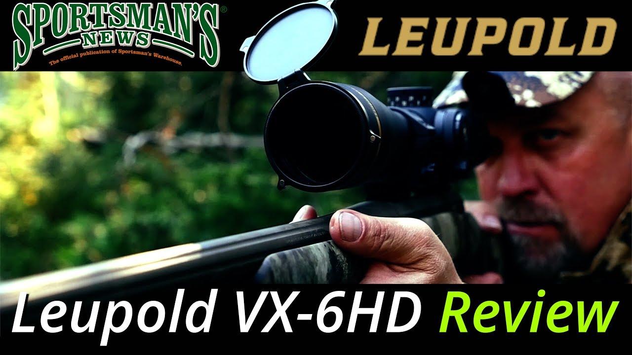 leupold vx r firedot review