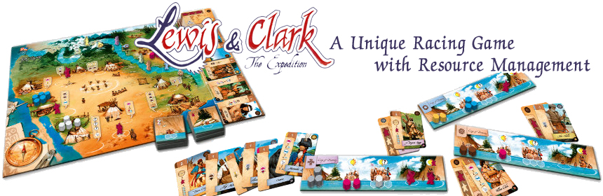 lewis and clark board game review