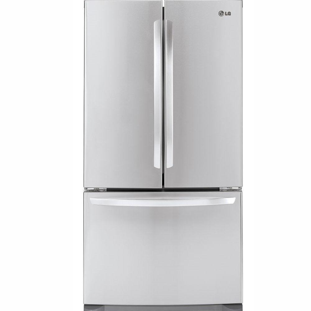 lg french door fridge review