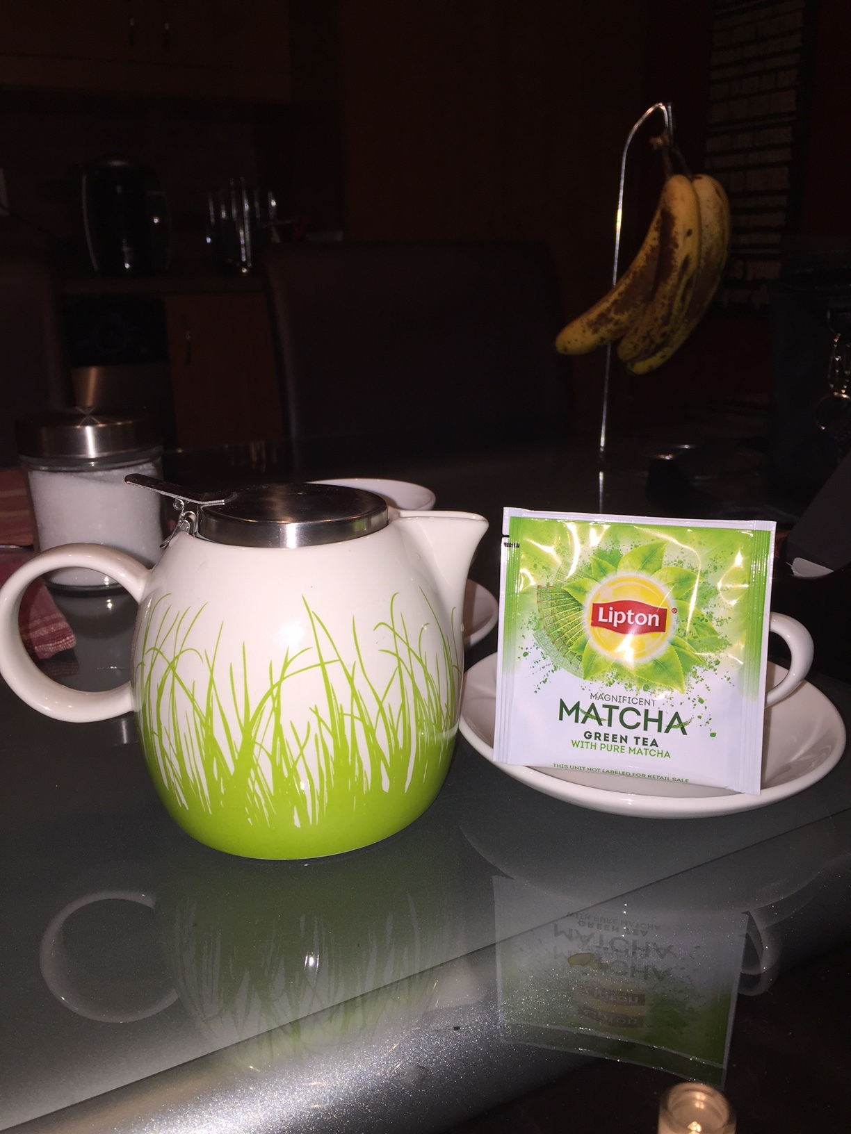 lipton matcha green tea review