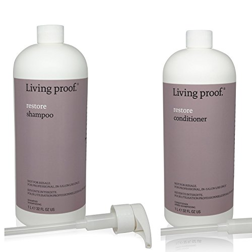living proof restore shampoo and conditioner reviews