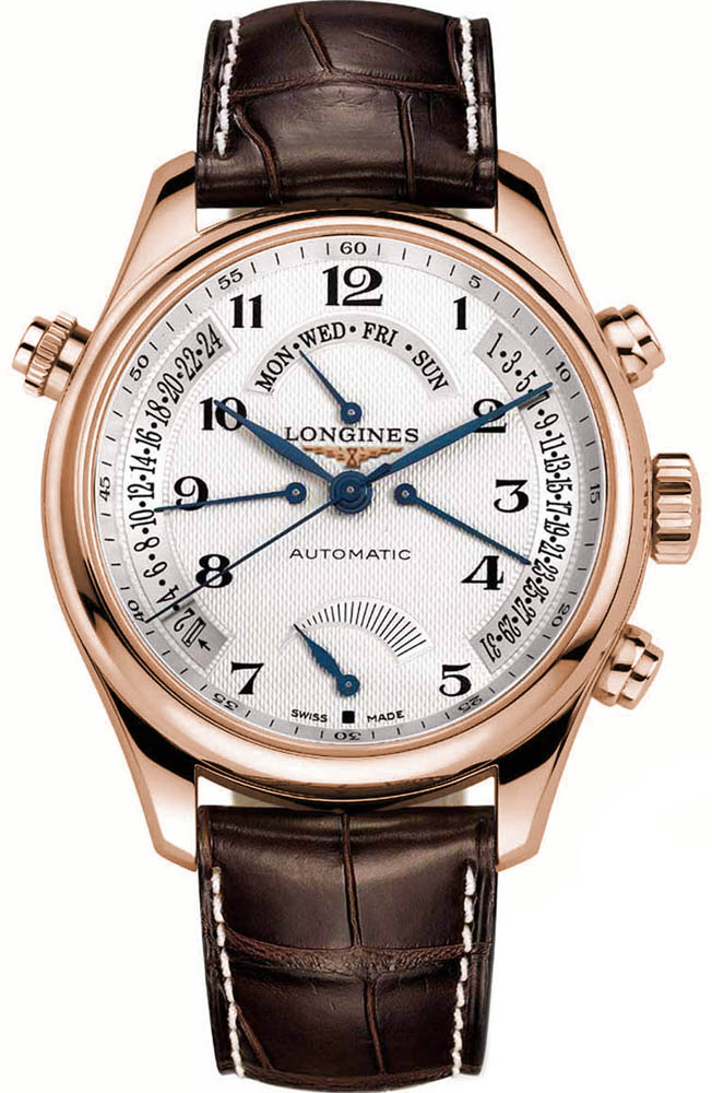 longines master collection retrograde review