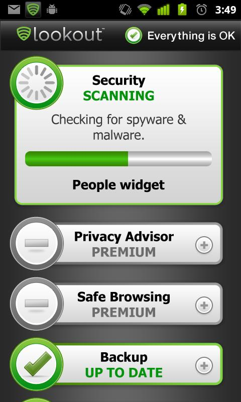 lookout security and antivirus review