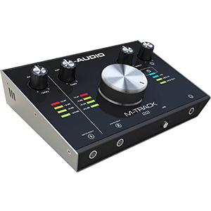 m audio m track c series review