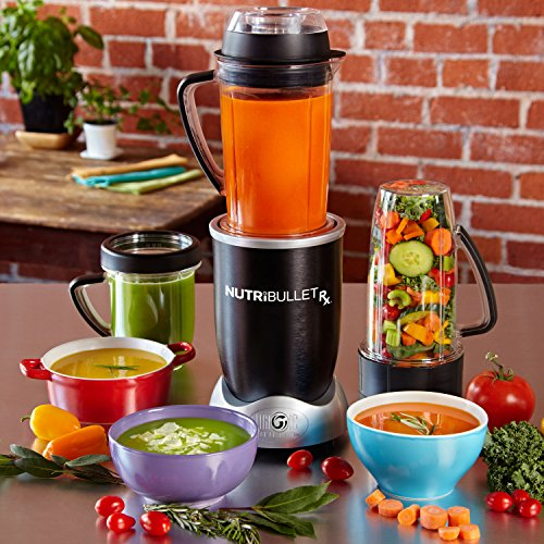 magic bullet nutribullet rx reviews