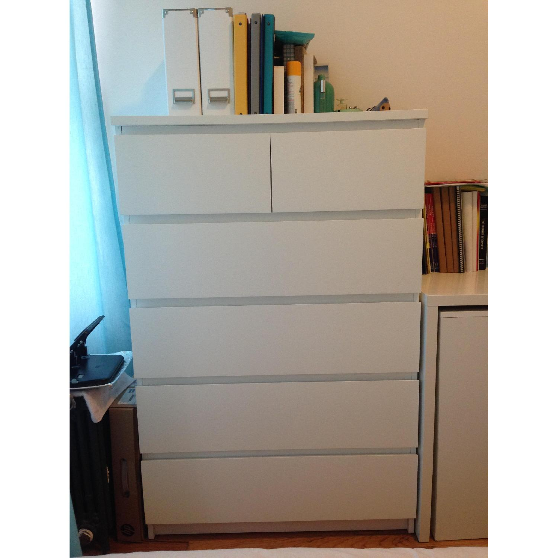 malm 4 drawer dresser review