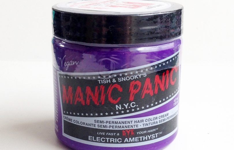 manic panic electric amethyst review