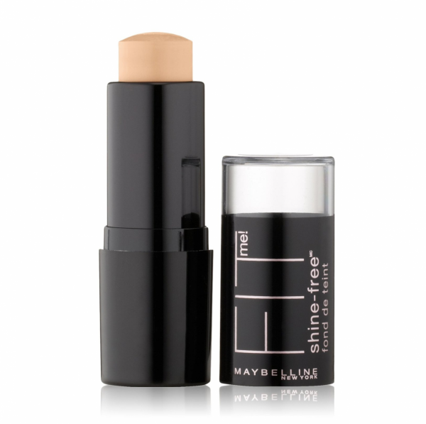 maybelline fit me shine free foundation stick review