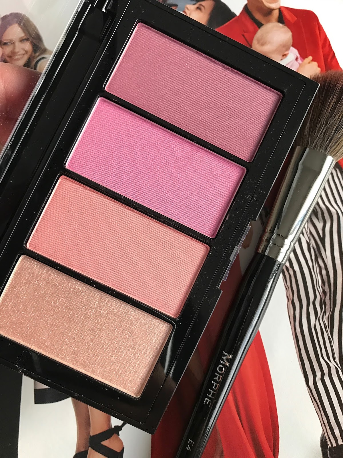 maybelline master blush color and highlight kit review