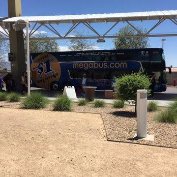 megabus las vegas to los angeles review