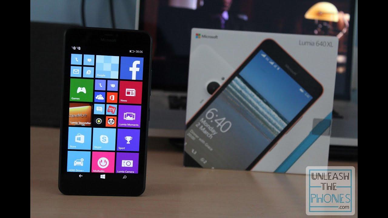microsoft lumia 640 xl review
