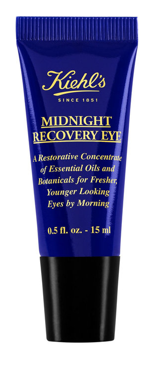 midnight recovery eye cream review