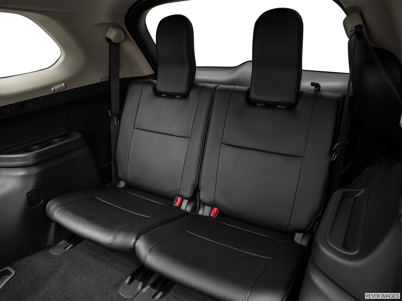mitsubishi outlander 7 seater review 2013