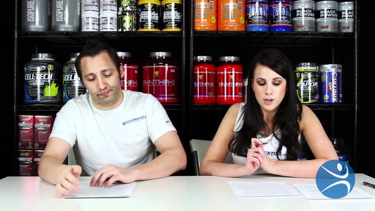 muscle pharm shred matrix review